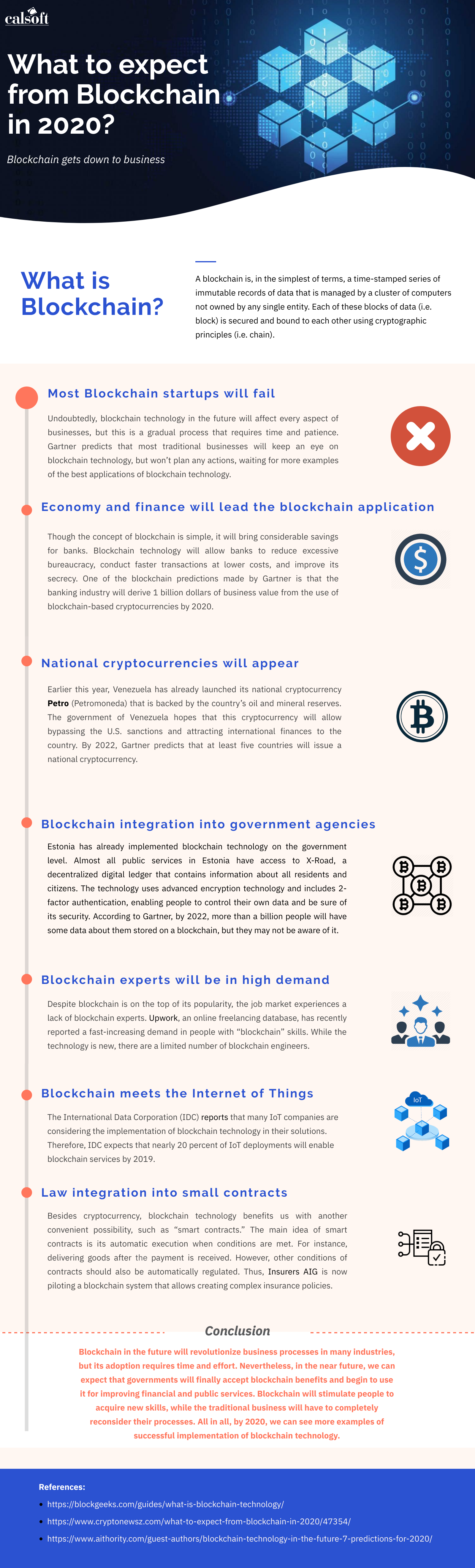 What to Expect from Blockchain in 2020?
